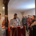 Архијерејска Литургија у манастиру Лепенац на дан Светог Архиђакона Стефана