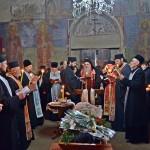 У манастиру Љубостињи сахрањена монахиња Агрипина