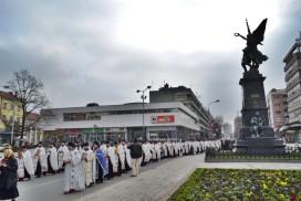 Литија у Недељу Православља 2015