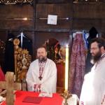 Света Литургија на Велику суботу у Лазарици