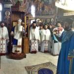 Прослављен празник Благовести у Покровској цркви на Расини