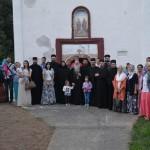 Свечано бденије у манастиру Грабову код Ражња