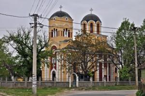 Црква Преображења Господњег у Бачини