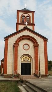 Црква Светог архангела Гаврила у Парцану