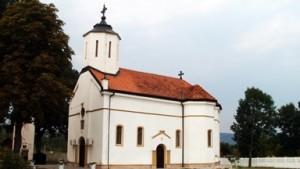 Црква Рођења Пресвете Богородице у Доњем Крчину