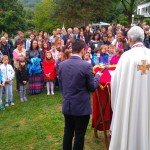 Прослављено Усековање главе Светог Јована Крститеља у Орашју код Варварина