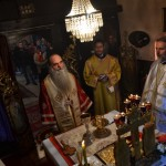 Света Архијерејска Литургија на Крстовдан у Ћићевцу