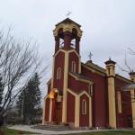 Владика Давид служио Свету Литургију у селу Јасика код Крушевца