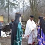 Епископ Давид служио Свету Литургију у манастиру Стрмац