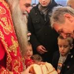 Бденије и Божанствена Литургија на дан светoгa првомученика и архиђакона Стефана у Лазарици