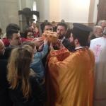 Света Литургија на Светог Симеона Мироточивог
