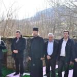 Епископ Давид посетио манастир Милентију