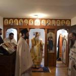 Света Архијерејска Литургија у манастиру Светог Николе у Својнову