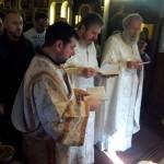 Теодорова субота литургијски прослављена у манастиру светог Луке у Бошњану