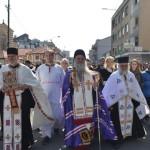 Света Литургија и свечана Литија поводом Недеље Православља у Крушевцу