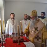 Света Архијерејска Литургија у Претраковцу