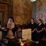 Епископ Давид посетио манастир Велуће