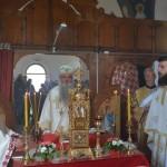 Света Архијерејска Литургија на Спасовдан у селу Дреновац