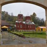 Освештан храм светих Архангела Михаила и Гаврила у Глобару