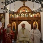 Света Архијерејска Литургија у Витошевцу