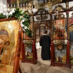 У цркви Лазарици дочекана Казанско-призренска икона Пресвете Богородице