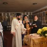 Празнично бденије у манастиру Мрзеница уочи Митровдана