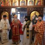Света Архијерејска Литургија и рукоположење у цркви светог Јована на Багдали