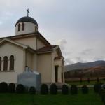 Света Архијерејска Литургија у манастиру Петина
