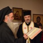 Бденије уочи празника светих лекара Козме и Дамјана у манастиру Наупаре