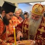 Света Архијерејска Литургија у Село Варварину