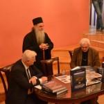 Представљање монографије о манастиру Хиландару у цркви Лазарици