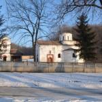 Света Архијерејска Литургија у манастиру св. ап. Петра и Павла у Грабову