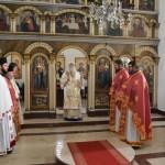 Света Архијерејска Литургија у Трстенику