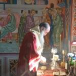 Света Архијерејска Литургија на Теодорову суботу у манастиру Дренча