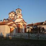 Литургија Пређеосвећених Дарова у цркви Свете Тројице у Мудраковцу