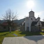 Света Архијерејска Литургија у манастиру Плеш