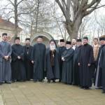 Света Архијерејска Литургија у Великој Врбници