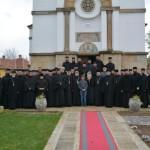 Братски састанак и исповест свештенства Намесништва крушевачког