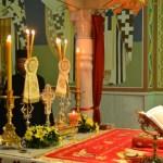 Пасхално Вечерње у Саборном храму
