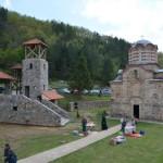 Васкрсни понедељак у манастиру Дренча