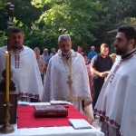 Света Божанствена Литургија у селу Макрешане код Крушевца