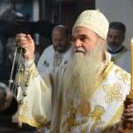 Света Архијерејска Литугрија у Саборној цркви у Крушевцу