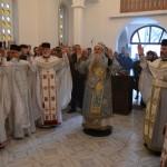 Света Архијерејска Литургија и храмовна слава у Јабланици