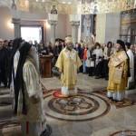 Свечана Доксологија и Света Литургија у Саборној цркви светог Ђорђа у Крушевцу