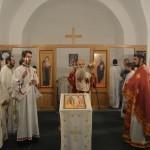 Свеноћно прослављање светих преподобномученика Пајсија игумана и Авакума ђакона у манастиру светог Илије
