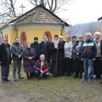 Свету Литургија у манастиру светог Јована у селу Макрешане код Крушевца