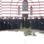 Исповест свештенства Архијерејског намесништва крушевачког