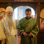 Света Архијерејска Литургија у цркви светог апостола Томе у Појатама