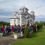 Прослављен свети Атанасије Велики у Дедини код Крушевца