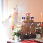 Света Архијерејска Литургија у Ћићевцу